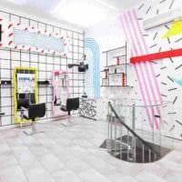 дизайн салонов красоты парикмахерской