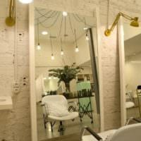 дизайн интерьера салонов красоты