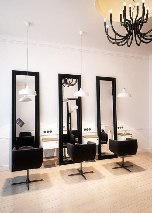 идеи для салона красоты