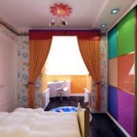 спальня 11 кв м декор