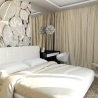 спальня 11 кв м дизайн