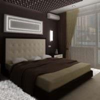 спальня 15 м2 декор фото