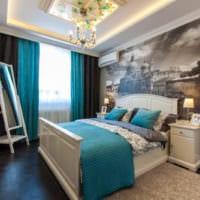 спальня 15 м2 идеи декора