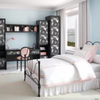 спальня 15 м2 идеи дизайна