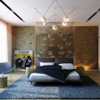 спальня 15 м2 интерьер