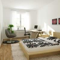 спальня кабинет дизайн идеи