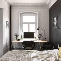 спальня кабинет фото дизайна