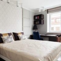 спальня кабинет фото интерьер