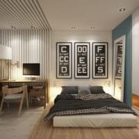 спальня кабинет фото оформление