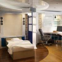 спальня кабинет идеи дизайн