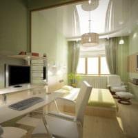 спальня кабинет идеи дизайна
