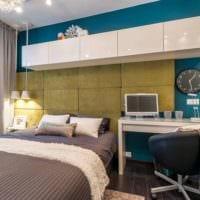 спальня кабинет идеи фото