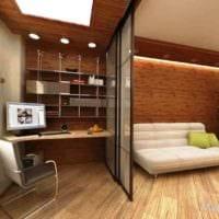 спальня кабинет идеи оформление