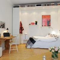 спальня кабинет интерьер фото