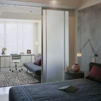 спальня кабинет интерьер идеи