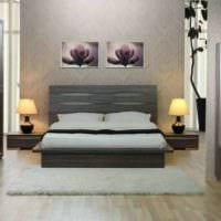 спальня площадью 14 м2