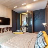 спальня площадью 14 м2 фото