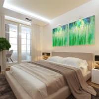 спальня площадью 14 м2 фото интерьер