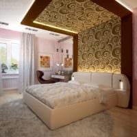 спальня площадью 14 м2 фото оформления