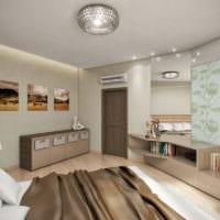 спальня площадью 14 м2 идеи варианты