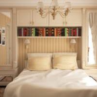 спальня площадью 14 м2 интерьер