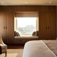 спальня площадью 14 м2 красивый дизайн