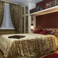 спальня площадью 14 м2 оформление