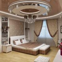 спальня площадью 14 м2 оформление фото