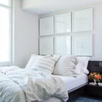 спальня площадью 9 кв м декор