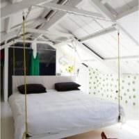 спальня площадью 9 кв м декор идеи