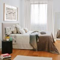 спальня площадью 9 кв м дизайн фото