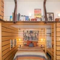 спальня площадью 9 кв м дизайн интерьер