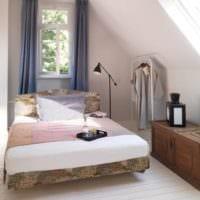 спальня площадью 9 кв м фото интерьер