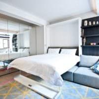 спальня площадью 9 кв м идеи декор