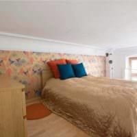 спальня площадью 9 кв м идеи фото