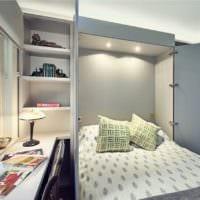 спальня площадью 9 кв м идеи оформления