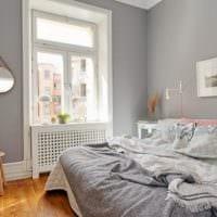 спальня площадью 9 кв м современный дизайн