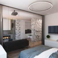 спальня в квартире дизайн фото