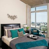 спальня в квартире интерьер