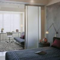 стильная спальня 11 кв м