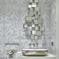 ванная комната 4 кв м дизайн