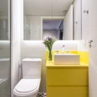 ванная комната 4 кв м идеи проекта