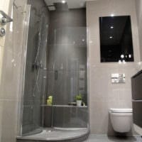 ванная комната 4 кв м фото дизайн