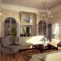 3D дизайн визуализация квартиры дизайн