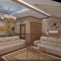 3D дизайн визуализация квартиры дизайн фото