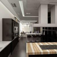 3D визуализация квартиры дизайн идеи