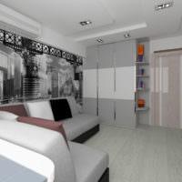 3D визуализация квартиры фото оформление