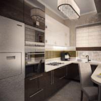 3D визуализация квартиры фото оформления