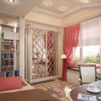 3D визуализация квартиры фото проект