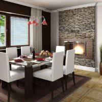 3D визуализация квартиры идеи проекта